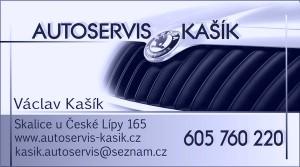 Autoservis Kašík